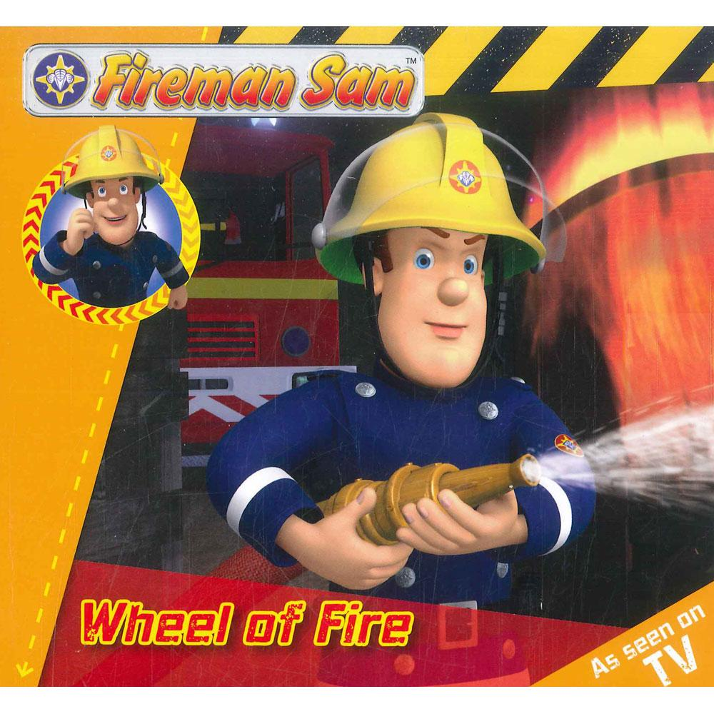 Fireman Sam - Wheel of Fire