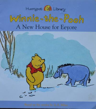 Winnie the Pooh - A New House for Eeyore