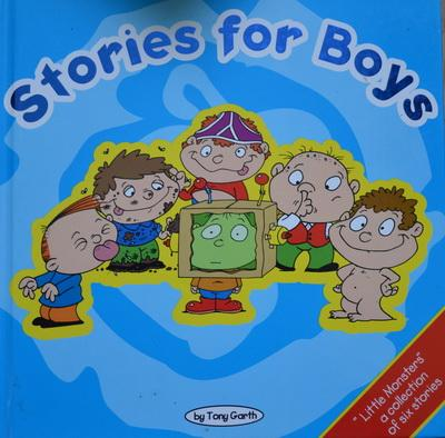 Stories for Boys (Little Monsters Treasury)
