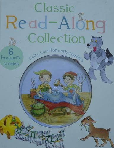 Classic Read Along Collection (6 in 1)