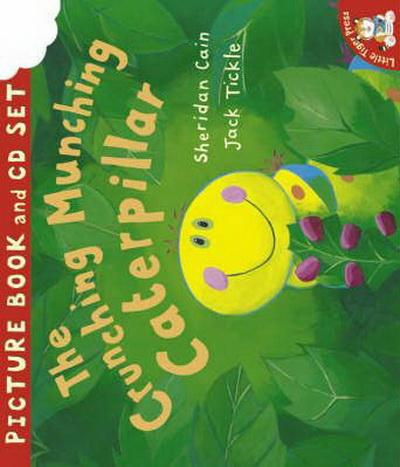 The Crunching Munching Caterpillar + CD