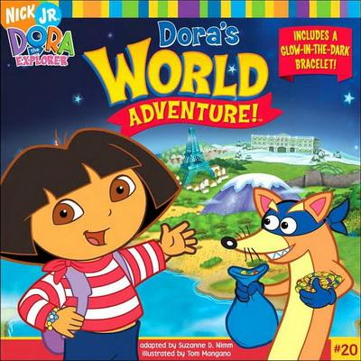 Dora the Explorer - Dora's World Adventure!