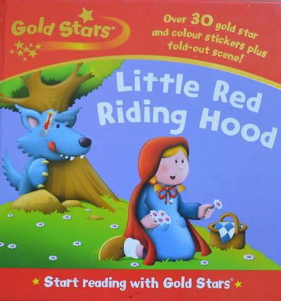 Gold Stars - Little Red Riding Hood