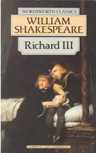 a literary analysis of king richard iii by william shakespeare and looking for richard a docudrama b William shakespeare's play king richard iii and al connections between king richard iii and looking for richard pacino's docudrama 'looking for richard.