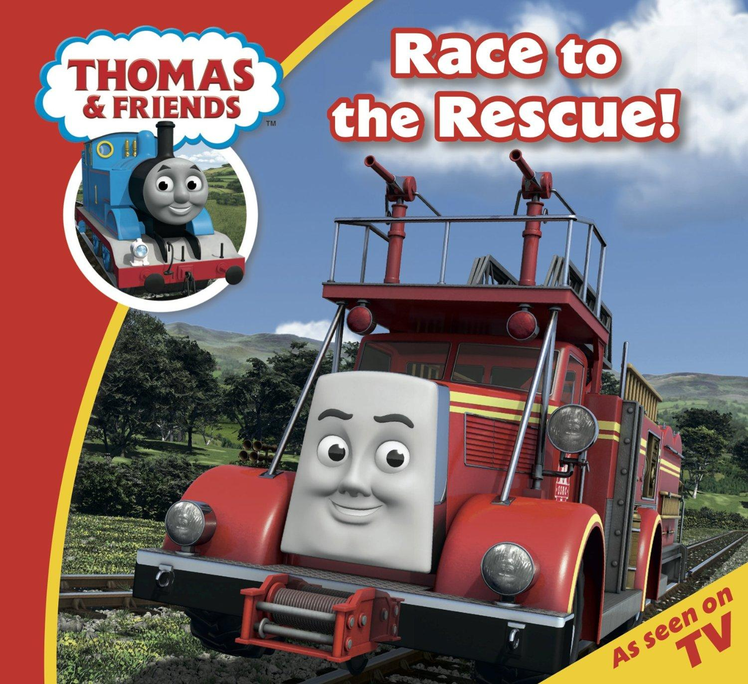 Thomas & Friends - Race to the Rescue