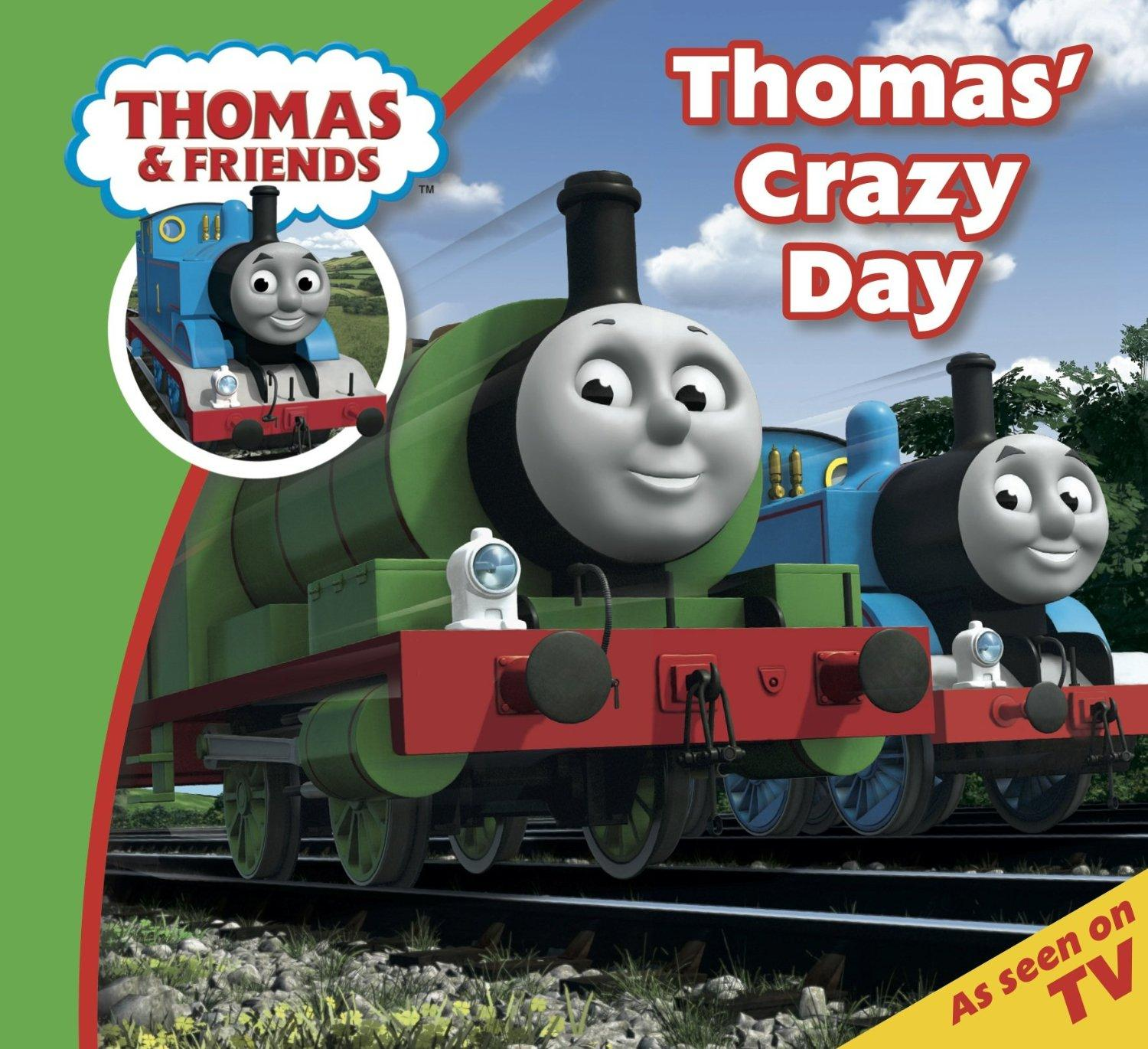 Thomas & Friends - Thomas' Crazy Day